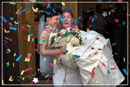 Свадебные хлопушки